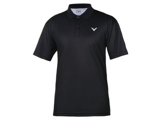 VICTOR Polo Function Unisex black 2026C L