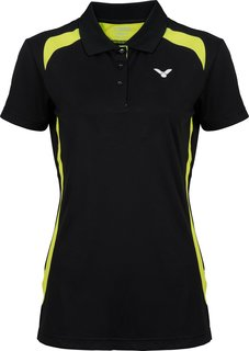 VICTOR Polo Function Female black 6969 34